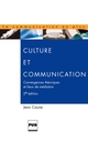 Culture et communication De Jean Caune - PUG