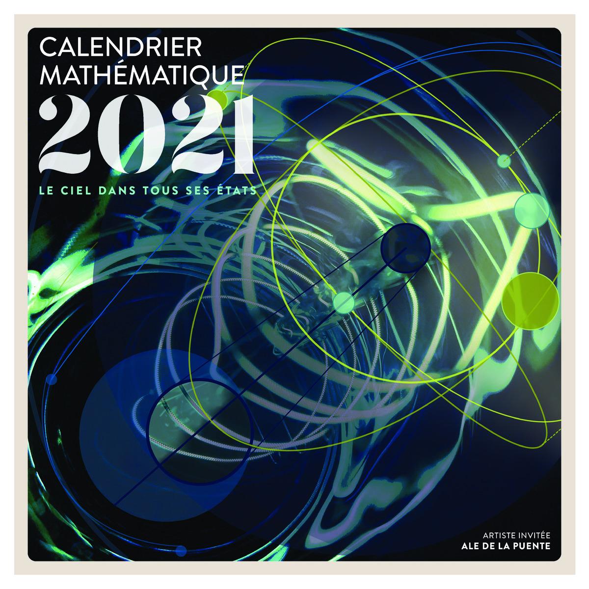 Calendrier Mathématique 2021     PUG