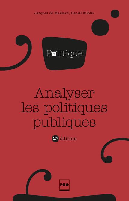 analyser les politiques publiques -