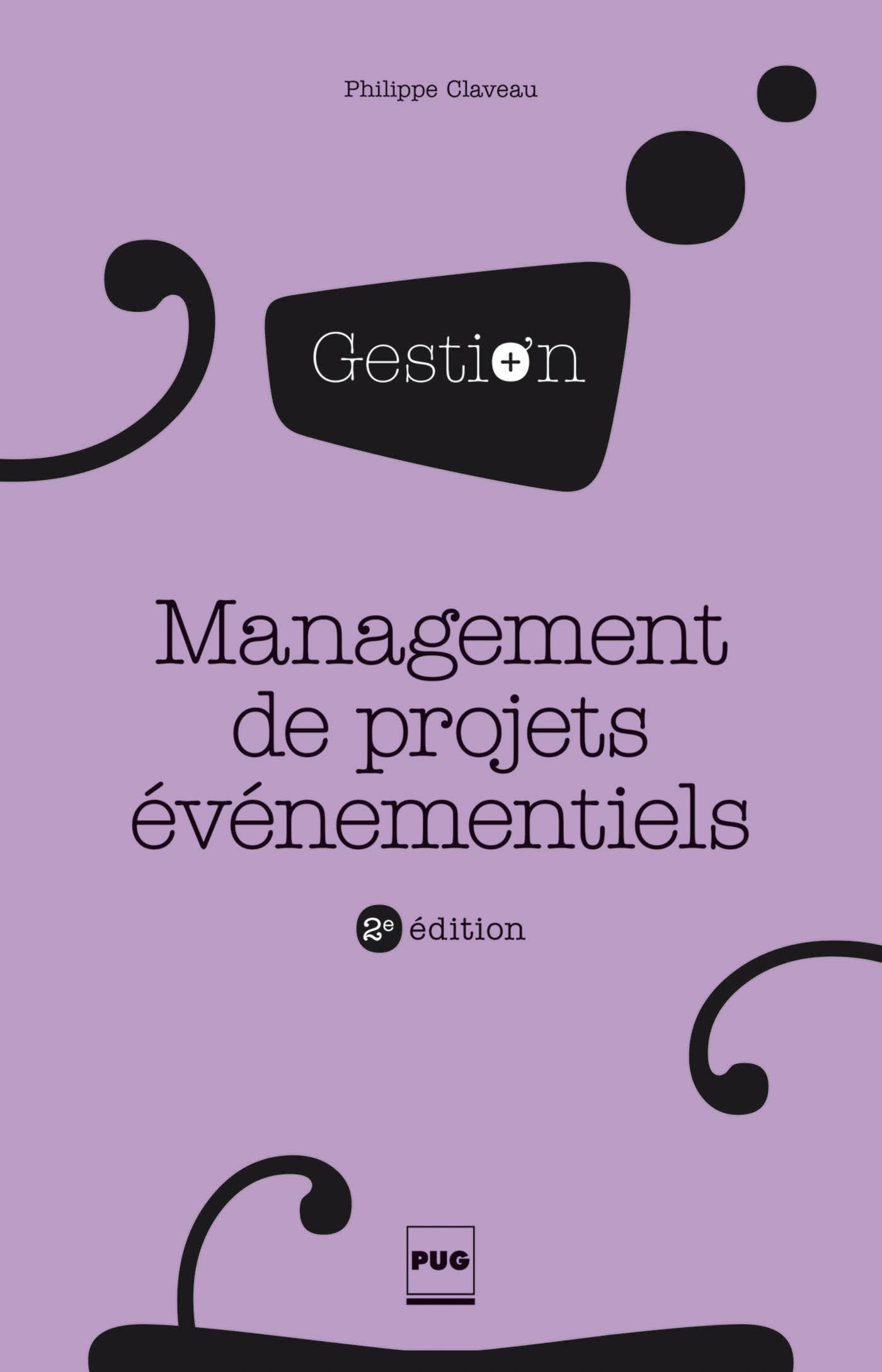 management de projets  u00e9v u00e9nementiels