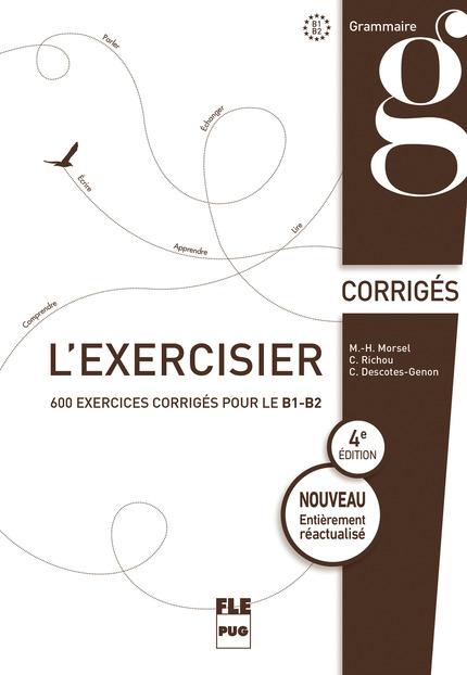 l u0026 39 exercisier - corrig u00e9s - b1-b2 - corrig u00e9s des exercices