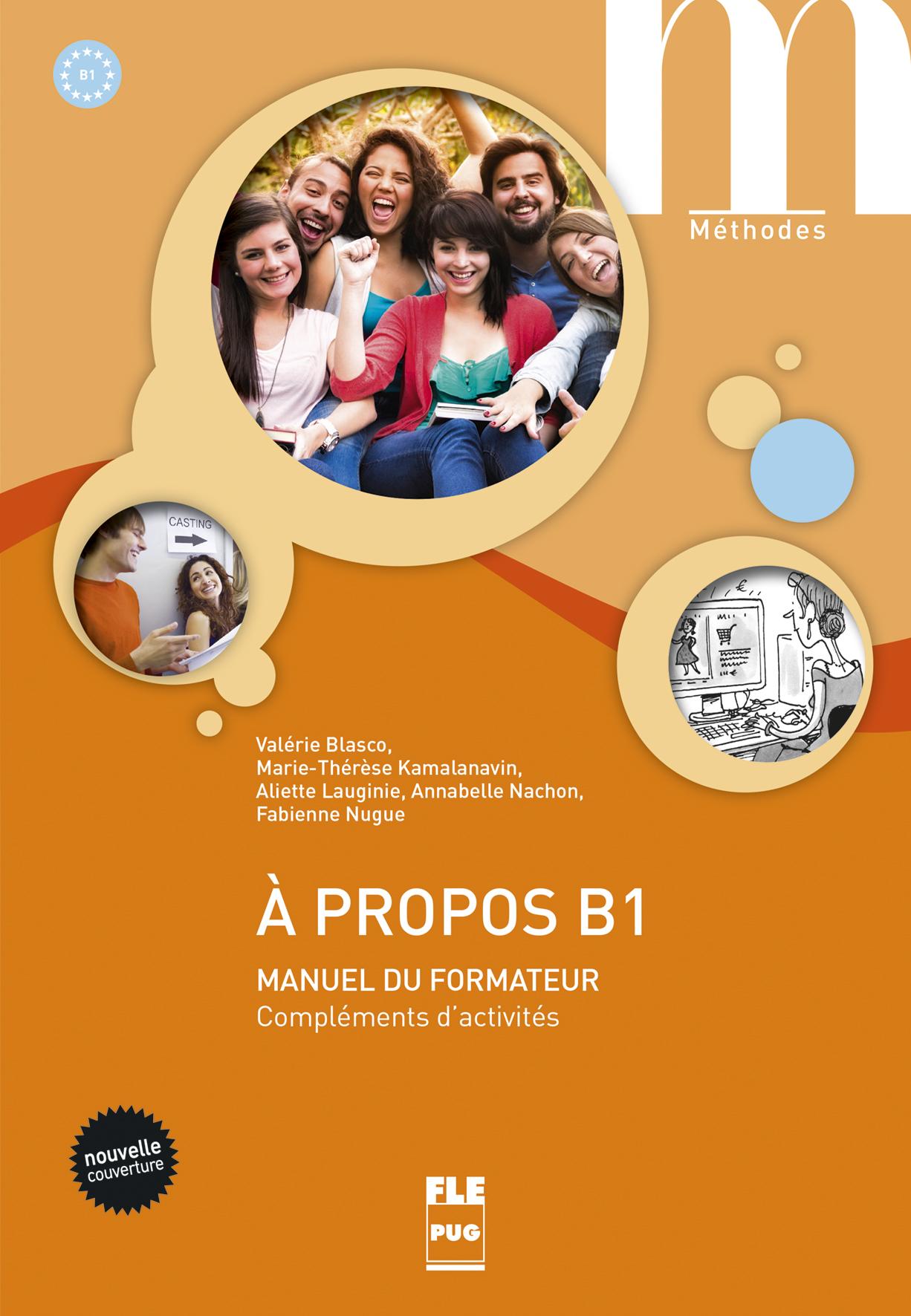 a propos b1 - guide p u00e9dagogique -
