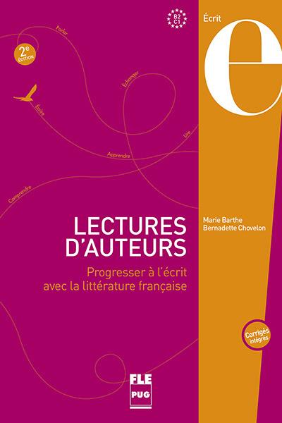 lectures d u0026 39 auteurs - b2-c1