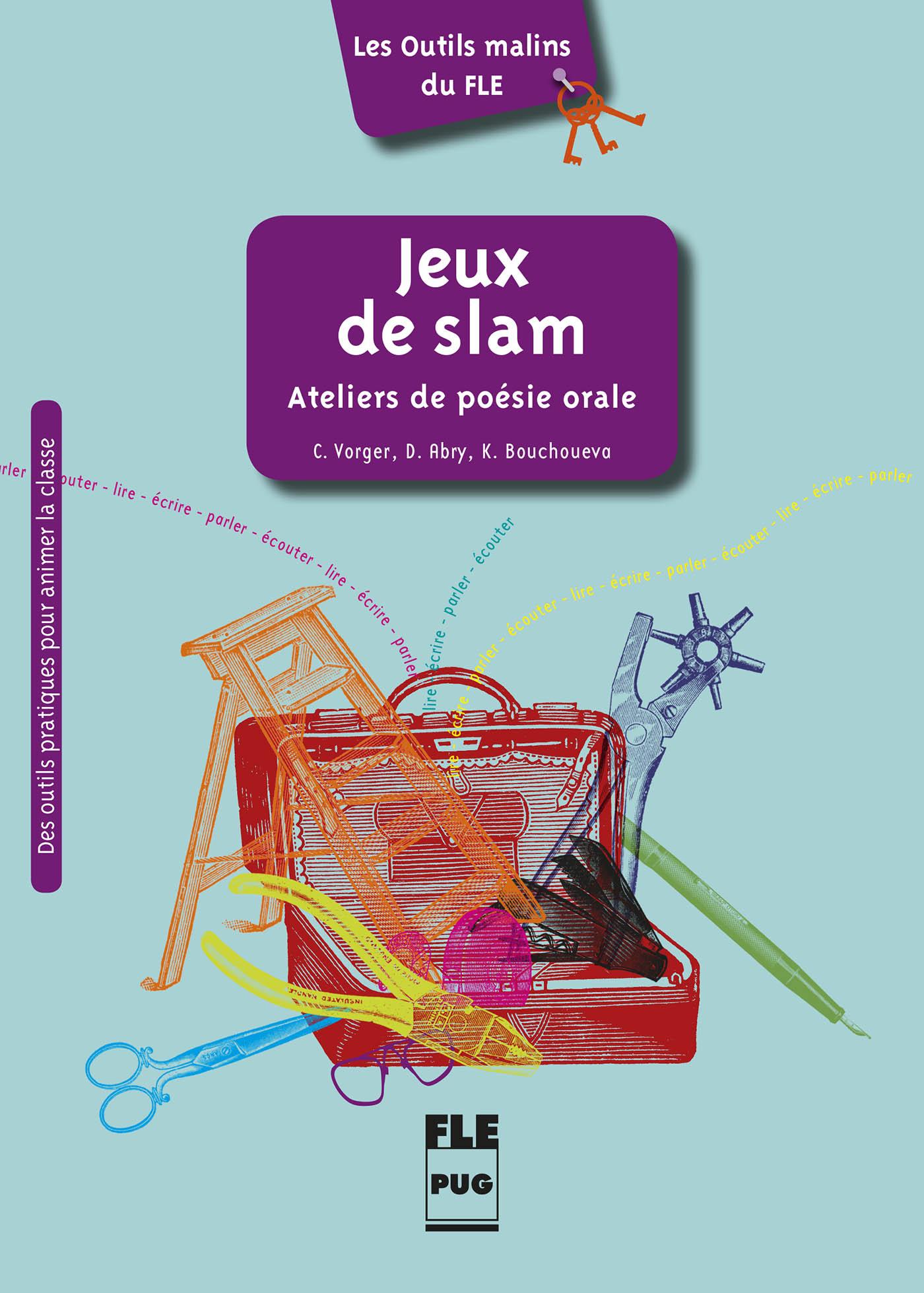 jeux de slam - ateliers de po u00e9sie orale