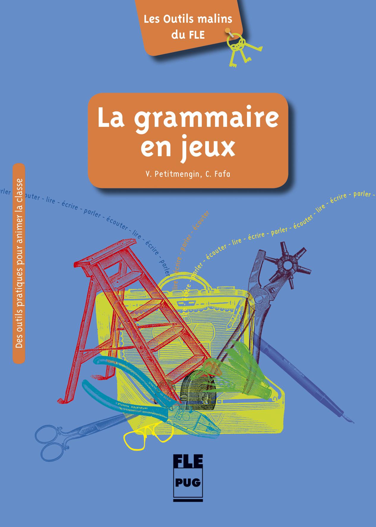 la grammaire en jeux -