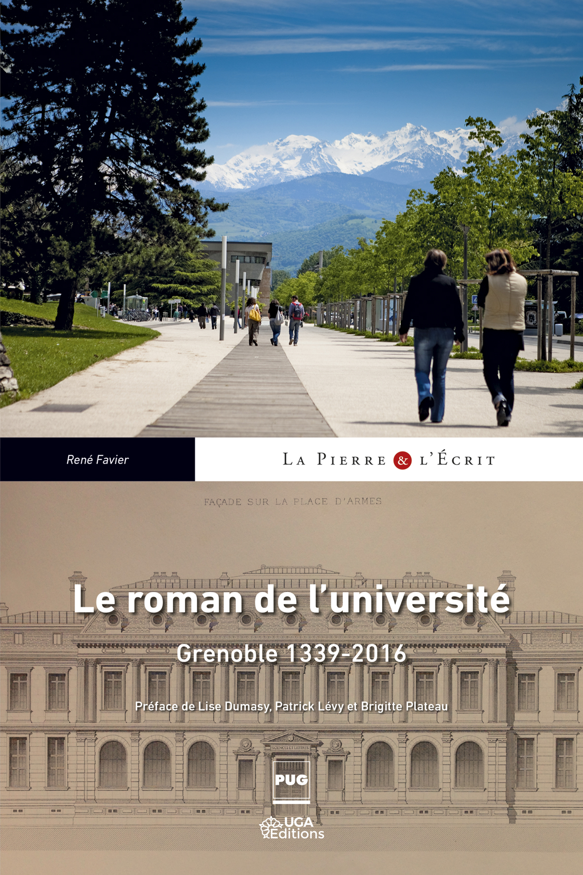 le roman de l u0026 39 universit u00e9 - grenoble 1339-2016