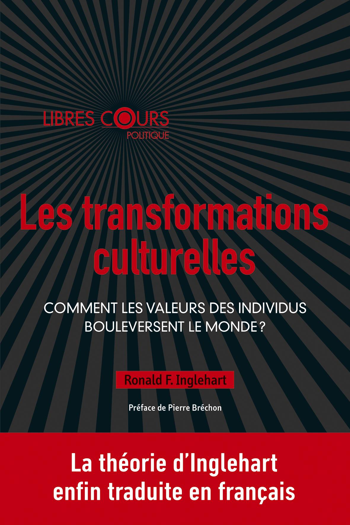 les transformations culturelles