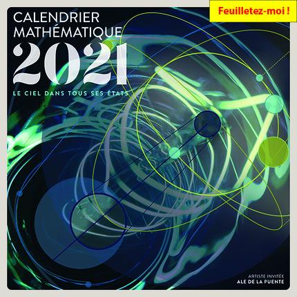 Calendrier Mathématique 2021 Calendrier Mathématique 2021   Le ciel dans tous ses états